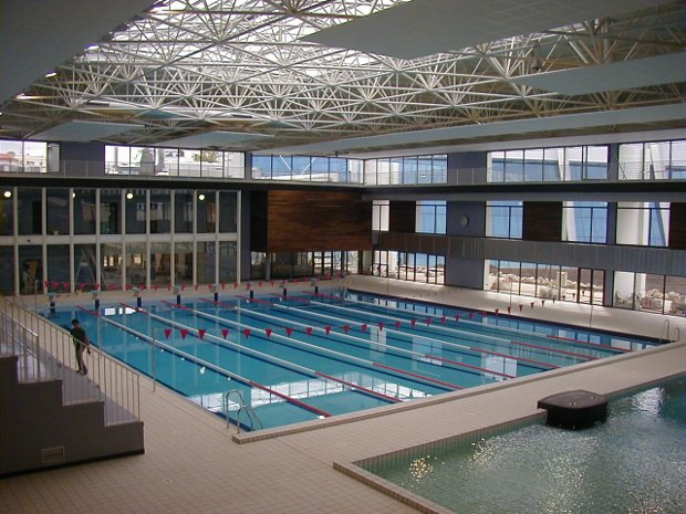 Igrec ingenierie for Piscine 92100