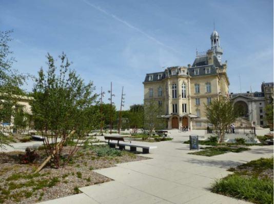 Parking Hotel De Ville Asnieres Sur Seine